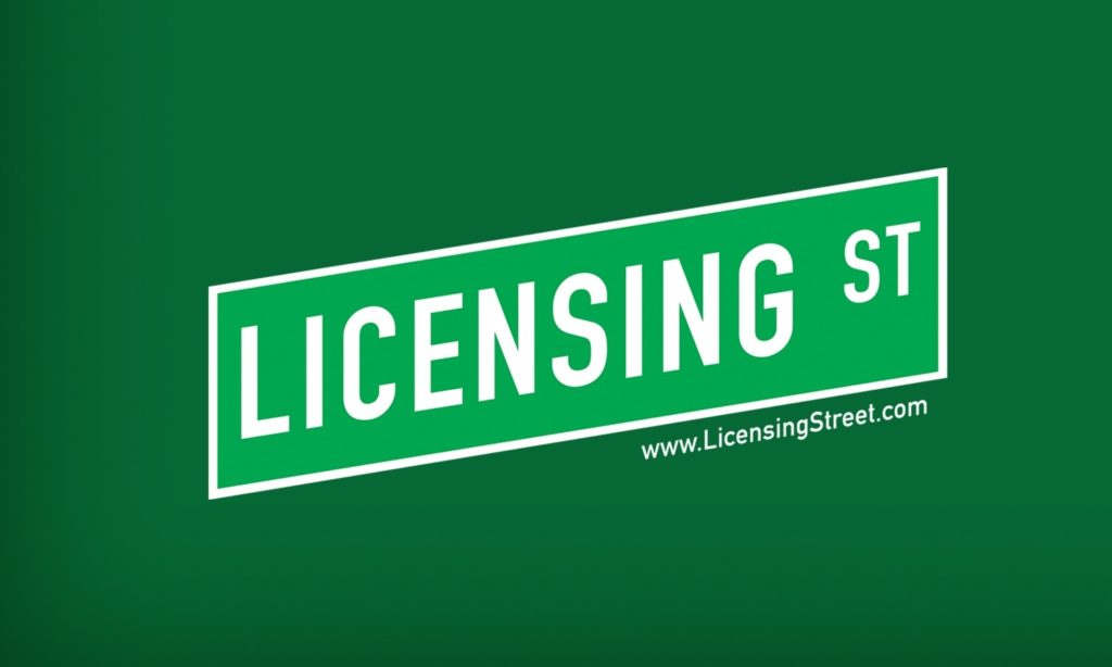 Licensing Street Iphone Case